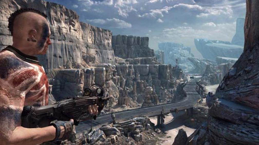 RAGE. El título de id Software fue uno de los mejores de la E3.