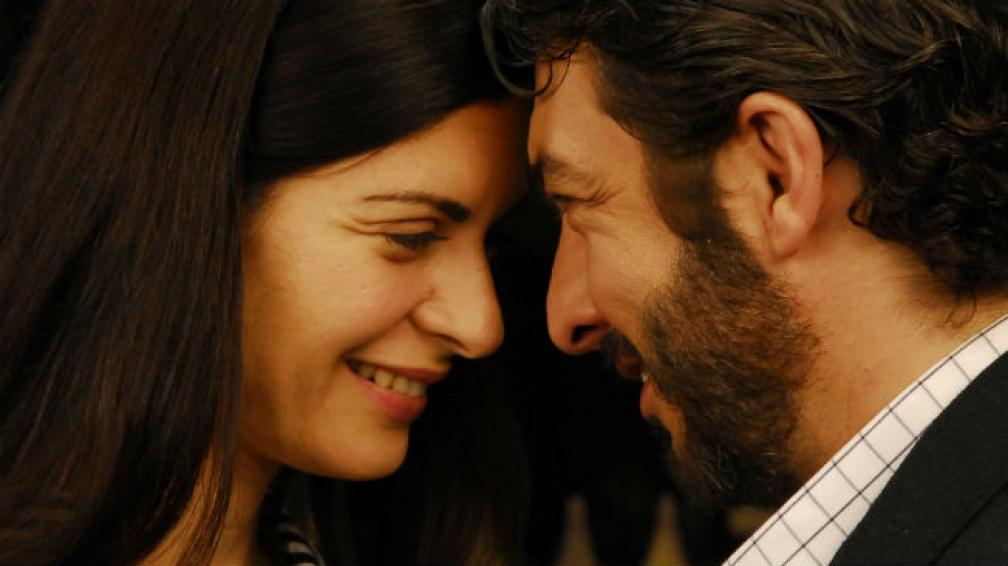 """En """"El secreto de sus ojos"""" fue su perfil más romántico."""
