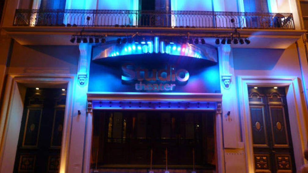 El ingreso de Studio Theater, que cumple cuatro años en la noche local.