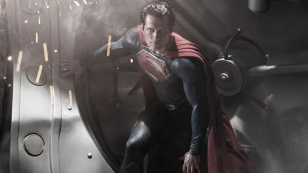 La primera imagen que se difundió del nuevo Superman, encarnado por el actor Henry Cavill