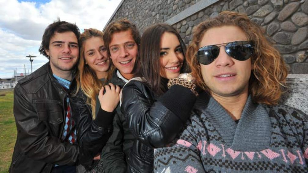 TEEN ANGELS. El domingo en Orfeo.
