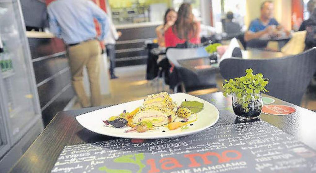 Placer sin culpas: un café y restaurante de cocina natural en Nueva Córdoba
