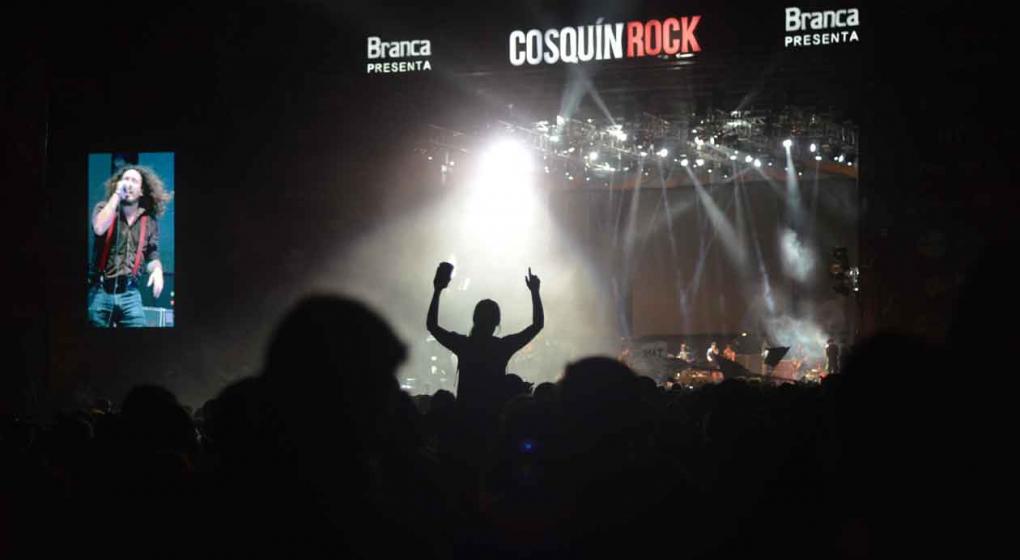 Cosqu n rock 2018 en las redes sociales el sitio de for Landscaping quinns rocks