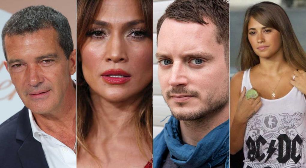 Los mensajes de los famosos del espect culo tras el for Espectaculos de famosos