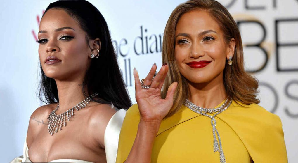 Conflicto entre Rihanna y Jennifer Lopez por un hombre