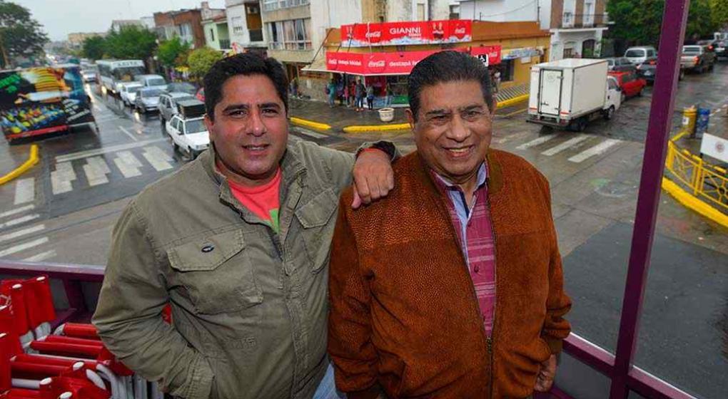 LOS SACHEROS SANTIAGUEOS ALL EN SANTIAGO