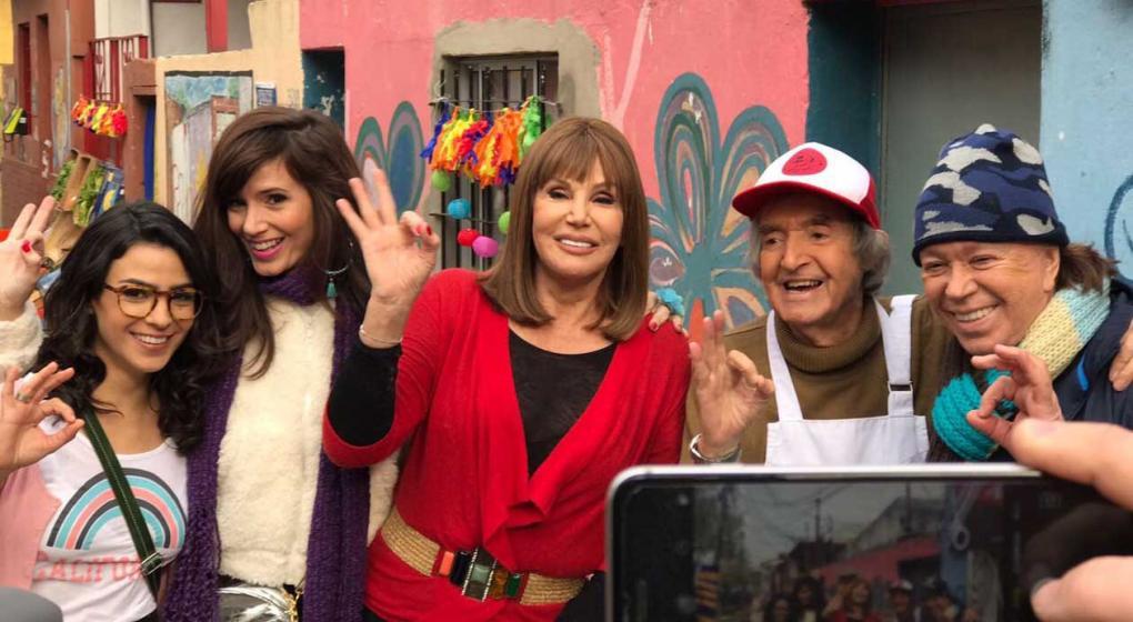 Susana Giménez celebró tres décadas de su show