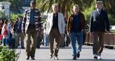 Robert de Niro, Morgan Freeman, Michael Douglas, Kevin Kline, un elenco impecable.