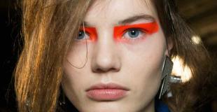 Un vistazo a los beauty looks de la Semana de la Moda de Londres