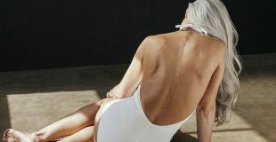 Inspiración para el verano: la modelo que no envejece en traje de baño