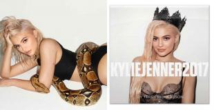 Kylie Jenner lanza su propio calendario: fotos sensuales y mensajes polémicos