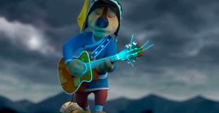 """""""Rock Dog"""", una historia con los acordes necesarios"""