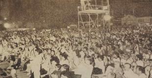 A 30 años del debut del cuarteto en el Festival de Folklore de Cosquín