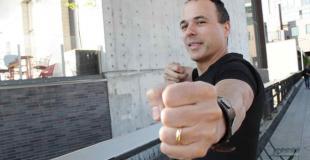 Michel Laprise, de Cirque du Soleil: En este momento, Soda Stereo es nuestra vida