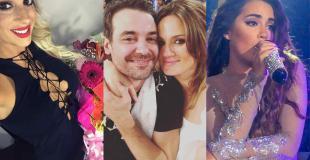 La selfie sin maquillaje de Noelia Marzol, Peter escrachó a Paula Chaves y la mala suerte de Lali