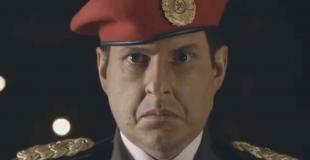 Entrevista al actor que pasó de ser Escobar a Hugo Chávez