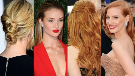 ¿Tenés una fiesta? Te recomendamos 8 peinados que no fallan