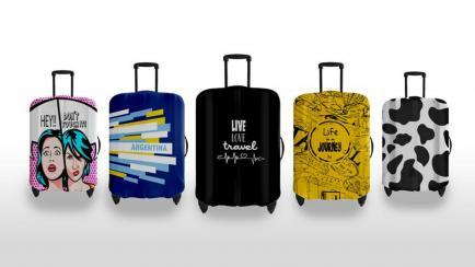 Dato para viajeros: marcas nacionales que hacen fundas para valijas