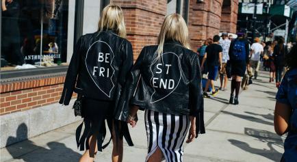 Twinning: la tendencia para dos