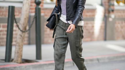 ¡Sacá tus pantalones cargo! Una tendencia de otoño que podés usar en primavera