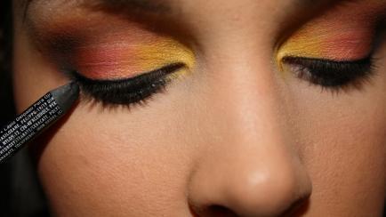 """¿Inspiración para maquillarte? Probá la tendencia de las sombras """"sunset"""""""