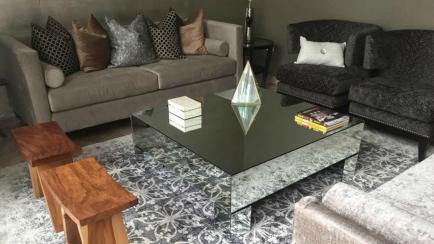 Alerta deco: mesas espejadas para todos los ambientes