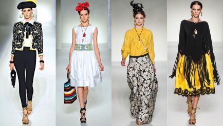 Inspiración Frida Kahlo: colecciones de diseñadores internacionales en