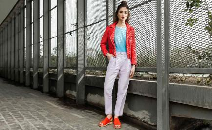 Color blocking: el color manda