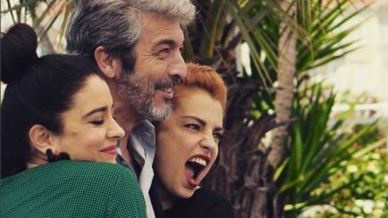 Argentinos en Cannes: Darín con zapatillas, Fonzi de negro y Rivas a pura tendencia