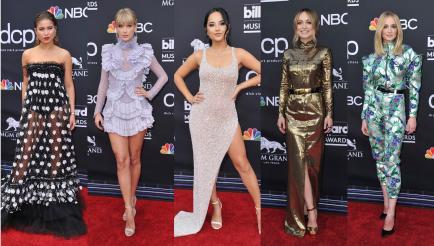 Billboard Music Awards 2019: los looks que captaron la atención en la alfombra roja