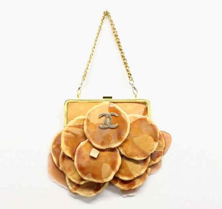 Fashion food: bolsos hechos con comida