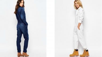 """Lo que se viene: tendencia """"boiler suits"""""""