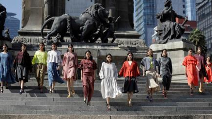 La moda para 2018, según diseñadores mejicanos