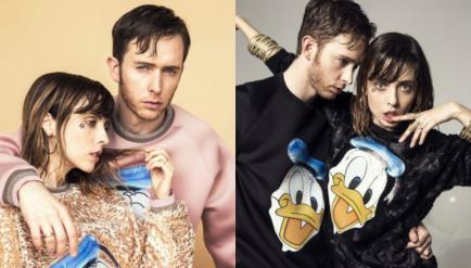 La nueva colección de una diseñadora española está inspirada en el Pato Donald