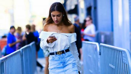 7 tendencias del street style de New York Fashion Week