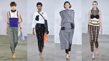 Caos en la moda: conocé la firma japonesa que se inspira en mujeres complejas