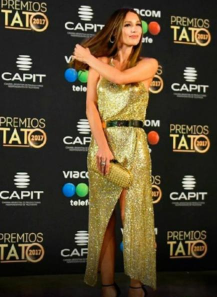 Top ten: las 10 famosas mejor vestidas de los Premios Tato 2017