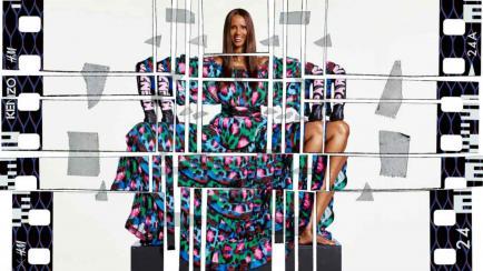 Mejor de lo esperado: mirá cómo resultó la campaña Kenzo x H&M