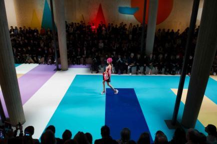 ¡Au revoir París! Louis Vuitton y Miu Miu cerraron la Semana de la Moda parisina