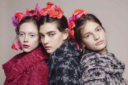 Con la hija de Johnny Depp, Pharrell y Cara Delevingne: así fue el desfile Chanel Metier's D'Art