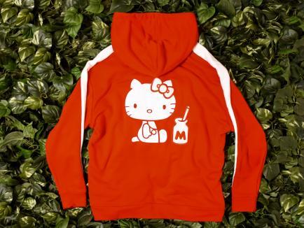 Hello Kitty sigue siendo una inspiración para la moda