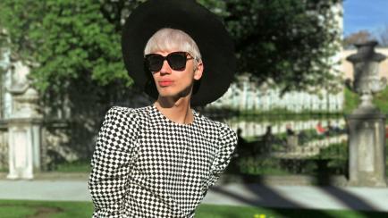 Santiago Artemis: el diseñador de moda más extravagante de Argentina