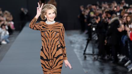 El día que Jane Fonda lució como una mujer de 40 a sus casi 80 años