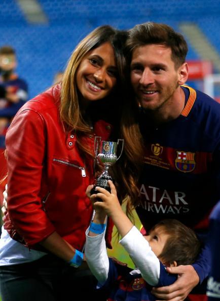 El casamiento de Messi tendrá un