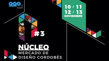 Ganadores de entradas para Nucleo #3, el Mercado de Diseño Cordobés en 220
