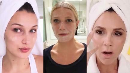Rutinas de maquillaje de las mujeres más lindas ¡Enterate cómo son!