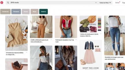 Pinterest anticipa las tendencias que se vendrán en 2019