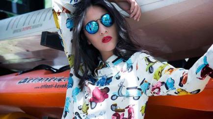 Las mini colecciones de una diseñadora de San Luis que trabajó con Ágatha Ruiz de la Prada