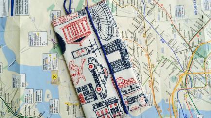 Productos para viajeros, con diseños creativos y precios accesibles