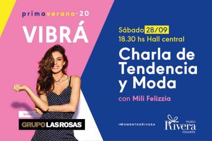 ¡Paseo Rivera Indarte marca una tendencia primaveral!